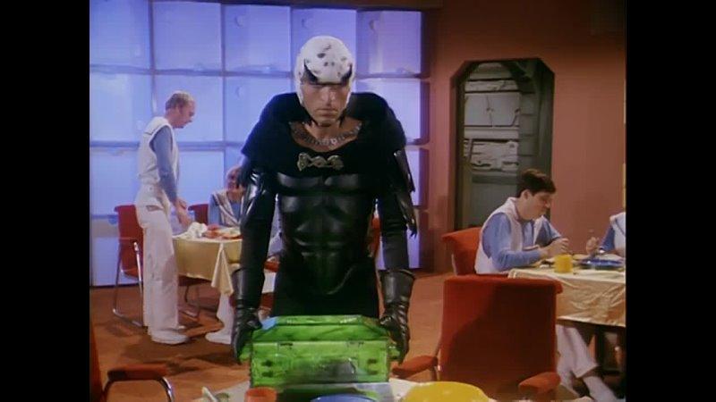 Бак Роджерс в XXV веке Buck Rogers in the 25th Century сериал 1979 1981 29я серия