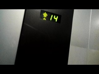 Лифты Отис 2000r [Дветысяча эр] 2012-го года выпуска Очень старые.
