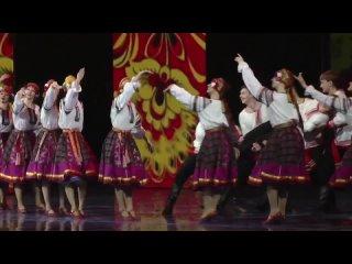 Москва , Концертный зал РОССИЯ  , народный блок Мельникова СН ( мы 3 номером )