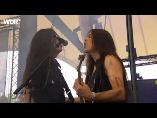 Lizzy Borden - Roll Over and Play Dead, live at Rock Hard Fest  2019