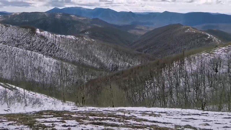 Гора Абин и Грозовые Ворота 27 03 21