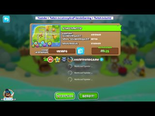 Jetzt live: Bloons TD6 + Among Us + Roblox (Tower Defence)