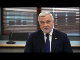 Владимир Уйба о проекте «Чистая вода»
