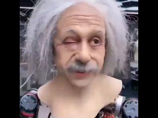 Такого Альберта Эйнштейна (Albert Einstein) вы еще точно не видели)