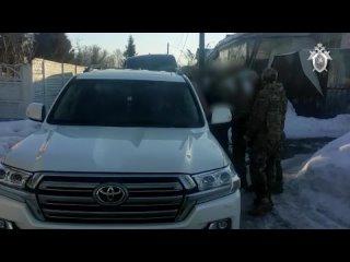 Задержание начальника нижегородского ЛУ МВД на транспорте