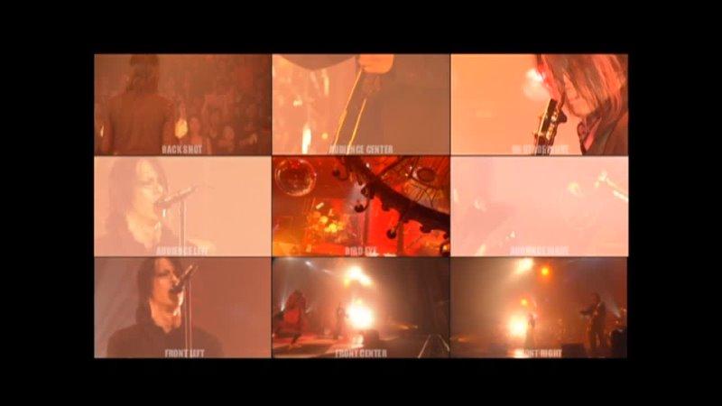 BUCK TICK Aku no Hana 9 sides multi angle 13th FLOOR WITH DIANA bonus DVD 2005