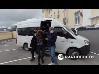 В Севастополе задержан подозреваемый в передаче Киеву данных о Черноморском флоте.