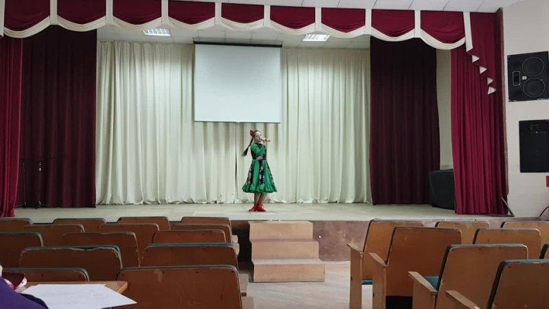 Эстрадная студия Миллениум Горбулина Мария Матрешки