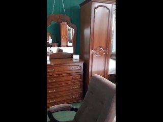 Прогулки по Москве. Зеркала в спальне.