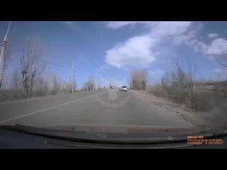 На спуске в Кадалу 18 апреля авария была, устроил ДТП и сбежал, а в машине у пострадавшего ребёнок 4  месяца в машине был