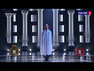 """Нуца Бузаладзе - """"Bohemian Rahpsody"""" (Ну-ка, все вместе ! 3 сезон 9 выпуск) ФИНАЛ"""