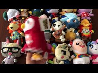 Плюшевые игрушечные переключатели raymond animal crossing, кетчуп, marshals, give away, amiibo card, plushie toy slider