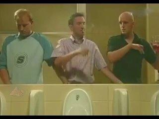 Прикол в туалете