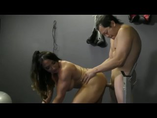 Watch She will break you! - Brandi Mae, Body builder, Sophia Fiore, Buff, Fake Tits, Muscular BabeTits Ass fuck Blowjob Porn