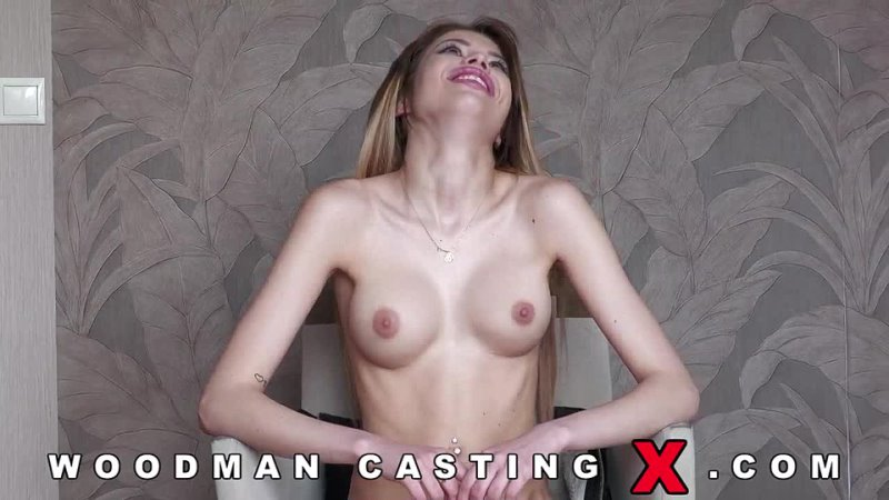 Casting piss woodman Woodman casting