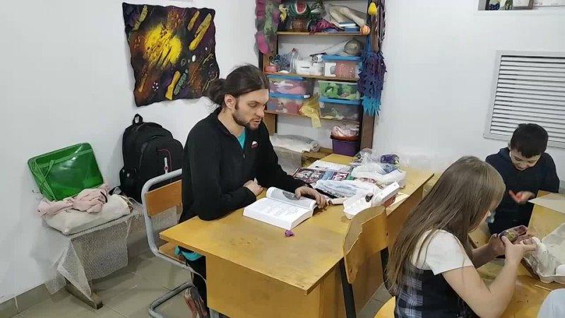 Федор читает дневник Цесаревича.