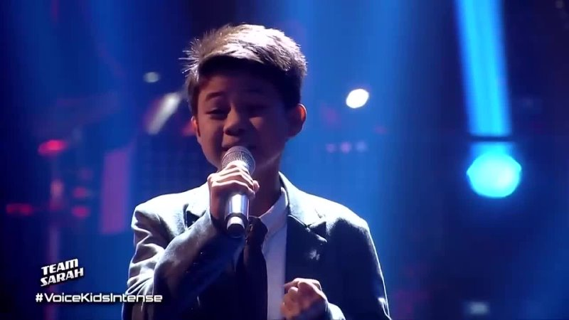 Vanjoss Bayaban Сила любви Power of love The Voice Kids Philippines