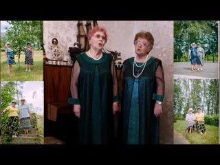 """""""Летний сад"""" - песня Елены Воскресенской в исполнении Т.Н.Антоновой и Л.В.Митюшиной."""