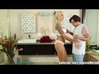 NuruMassage [HD 720, all sex, MILF, big tits, big ass, oil, massage, new porn 2021]