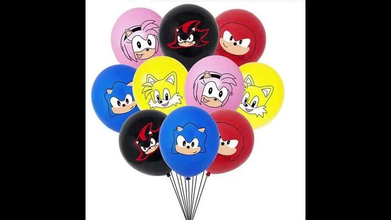 Фольгированные шары в форме торта на день рождения, шары для