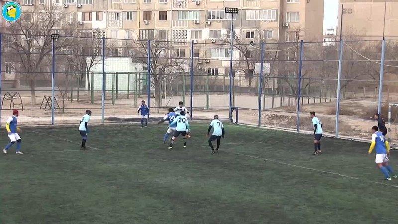 ЛЛФ 2020 Весна Видео обзор матча Ерканат Мурагер Лига В 3 тур 23 03 2021