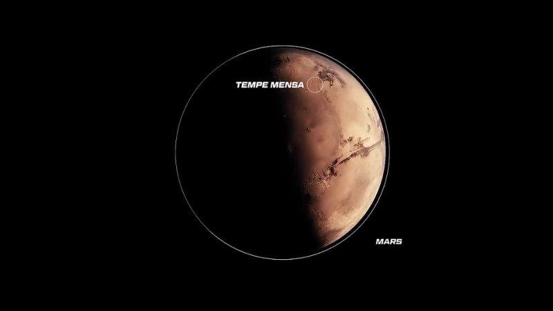 Концепт первого города на Марсе от Abiboo Studio Чтобы мечты о Красной планете были наиболее приближены к реальности дизайнер