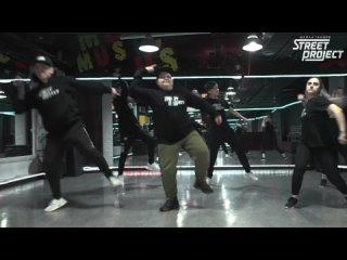 Hip-Hop | Lil Jon - Outta Your Mind | ШКОЛА ТАНЦЕВ STREET PROJECT | ВОЛЖСКИЙ