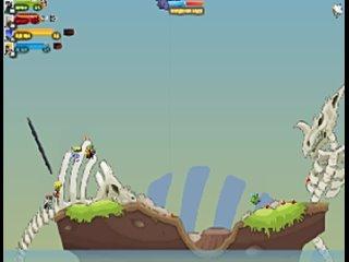 Вормикс: Я vs Архибот & Фермер (71 уровень)