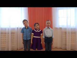 Комин Тимофей, Тавакова Ксюша, Дейнарович Руслан _Загадки космоса_ Е. ОБУХОВА (720p)