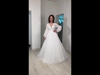 Vídeo de Свадебные платья Курск|ЛУЧШИЕ ЦЕНЫ  У НАС|PUDRA