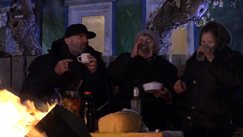 Фред Дёрст побывал в деревне Limp Bizkit Money Sucks Tour Оренбург Orenburg Russia