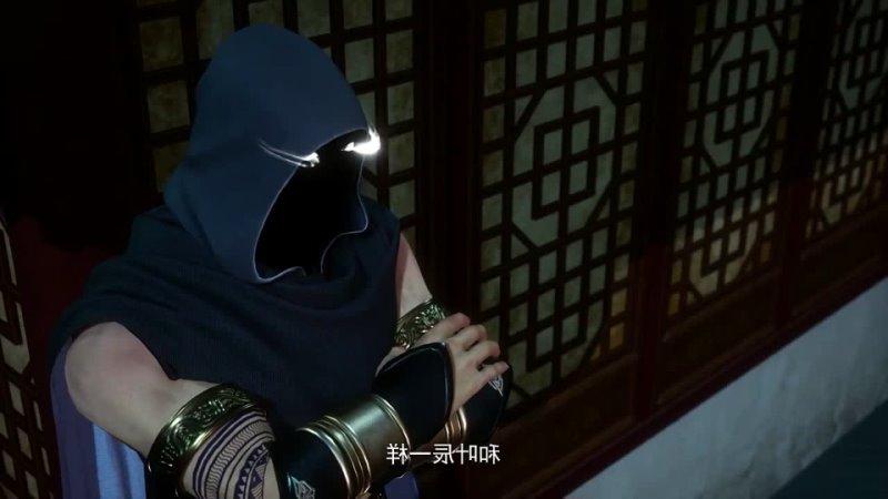 Властелин всех миров (Wan Jie Shen Zhu) - 12 серия 3 сезон [120 эпизод]