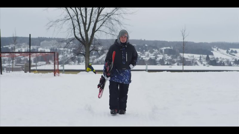 Team O Neill Seb Toots Street Snowboarding