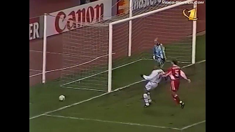4 тур СПАРТАК - Интер (Милан, Италия) 1-1, Лига Чемпионов - 1998-1999