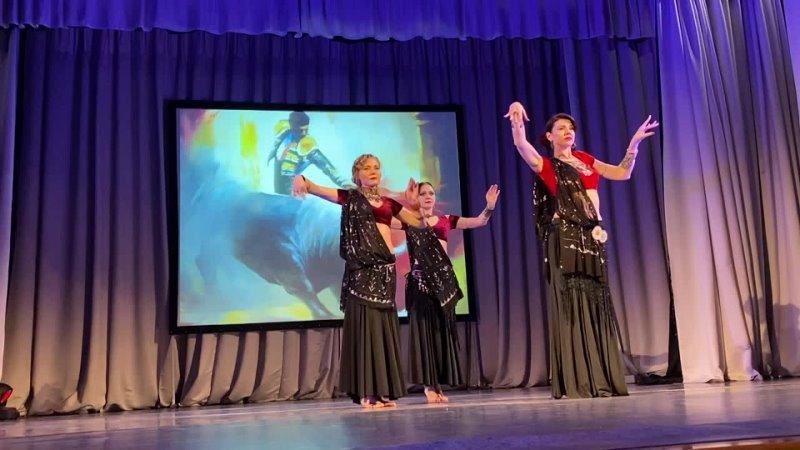 Ishtar tribe на концерте Rosa y Tacon