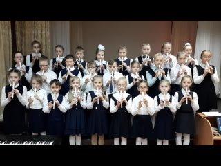Класс-оркестр лицея-интерната № 1 города Владимира. Дружат дети всей земли