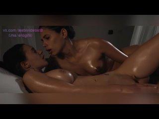 Baby Nicols and Mina Moreno - Essence Of Harmony [Lesbian]