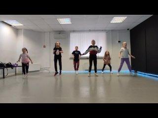 Хип-хоп для детей /  / Танцы для детей и взрослых в Зеленограде