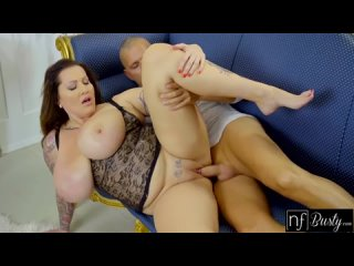 Chubby woman love suck dick and fuck with big busty , BBW