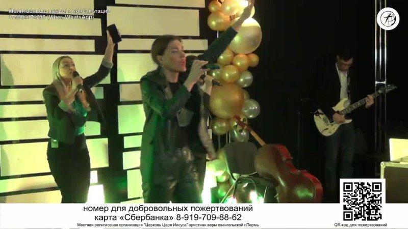 Создание атмосферы для чудес Старший пастор Константин Зотов
