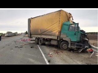 Челябинцы попали в ДТП в Иркутской области