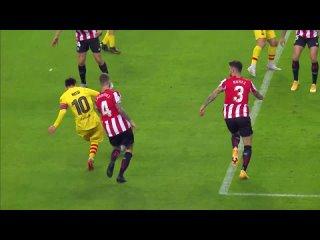 «Атлетик» – «Барселона». 0:3. Лионель Месси