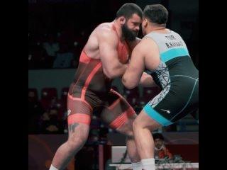 #WrestleWaswaw Рыза Каяалп выиграл свою десятую медаль чемпионата Европы! Сможет ли кто-нибудь остановить его в Токио? 🤔👀