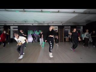 Hip-hop choreo by Lena Pisareva