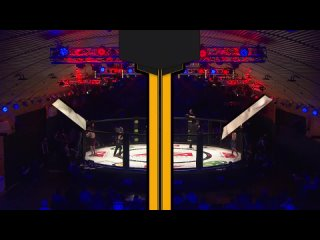 [ACA MMA] ACA YE 18 Аслан Зангиев (Владикавказ) VS Илисхан Ажигов (Назрань)