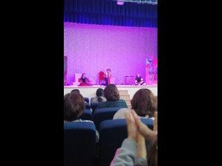 Цыганский танец))