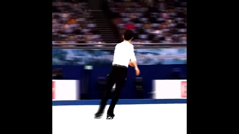 I see god in Nathan Chen's quad flip