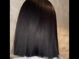 Листай вперёд 👉🏻Смотри, какие волосы были «до»Если вам надоело выпрямлять каждое утро волосы утюжком . То вы должны обязатель