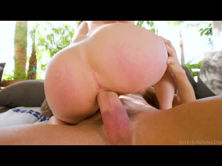 [JulesJordan] Whitney Wright - Wonderful Whitney Wright Inhales Massive 10 Inch Cock With Her Ass (Anal, Big Butts,Brunettes,)