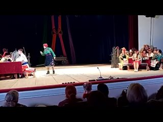 Сорочинская ярмарка (отчетный концерт)